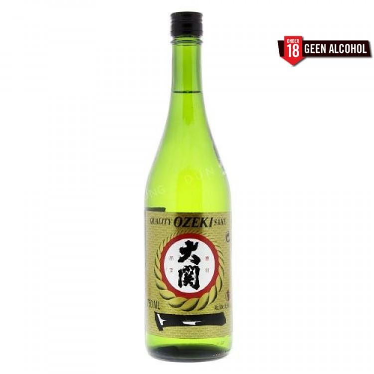 Junmai Sake (Ozeki) 750ml