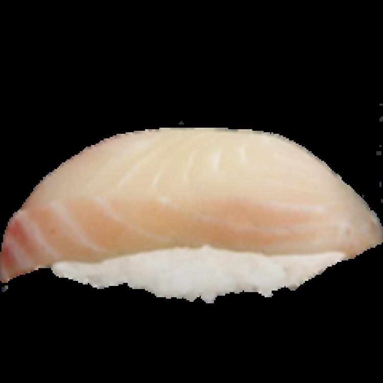 Zeebaars nigiri 1 stuks