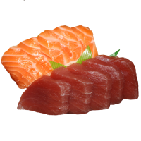 Sake Maguro sashimi 10 stuks