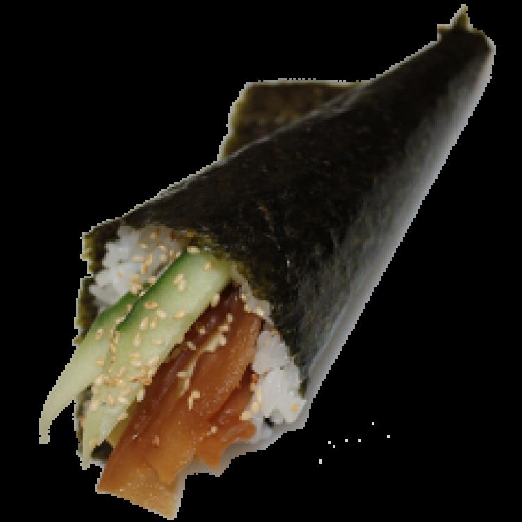vegetarisch Temaki 1 stuks